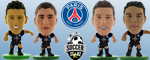 Soccerstarz 2017/18 Paris St Germain