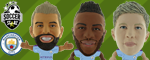Soccerstarz 2019/20 Man City
