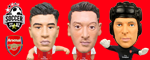Arsenal 2016/17 Soccerstarz #1