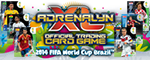 Adrenalyn XL World Cup 2014 Cards