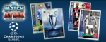 Match Attax Champions League 2016 Trading Cards