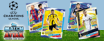Match Attax Champions League 2017 Trading Cards