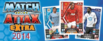 Match Attax Extra 2014 Trading Cards