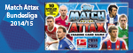 Match Attax Germany 2015 Trading Cards