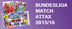 Match Attax Germany 2016 Trading Cards