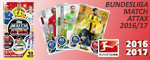 Match Attax Germany 2017 Trading Cards