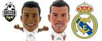 Real Madrid 2016/17 Soccerstarz #1