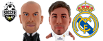 Real Madrid 2016/17 Soccerstarz #2