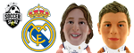 Real Madrid 2016/17 Soccerstarz #3