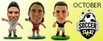 October Soccerstarz Releases