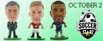 October Soccerstarz Releases 2