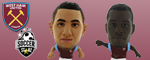 West Ham United 2016/17 Soccerstarz #3