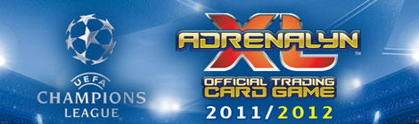Adrenalyn XL Champions League 2012