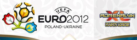 Adrenalyn XL UEFA EURO 2012