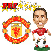 Corinthian Prostars Manchester United Club Specific Blisters