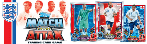 Match Attax EURO 2012
