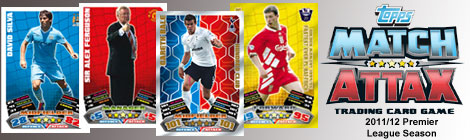 Match Attax Premier League 2011/2012