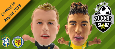 August 2013 UK Soccerstarz