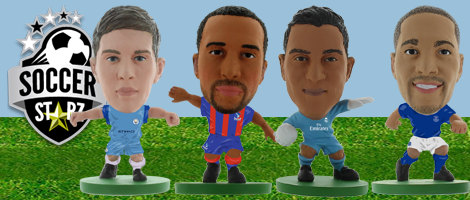 Soccerstarz December 2016