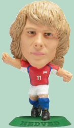 Pavel Nedved - Czech Republic Microstar