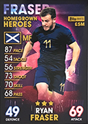 Match Attax 101 2019 Homegrown Heroes Cards