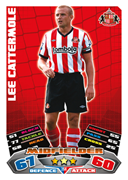 Match Attax 2012 Sunderland Cards