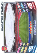 Match Attax 2013 Stadiums Cards