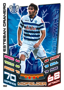 Match Attax 2013 QPR Cards