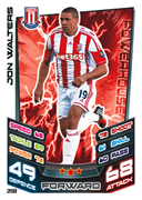 Match Attax 2013 Stoke City Cards
