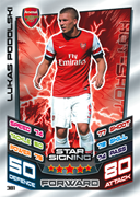 Match Attax 2013 Star Signings Cards