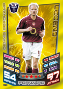 Match Attax 2013 Legends Cards