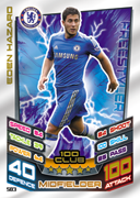 Match Attax 2013 100 Club Cards