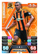 Match Attax 2014 Hull City Cards