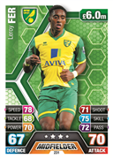 Match Attax 2014 Norwich City Cards