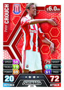 Match Attax 2014 Stoke City Cards