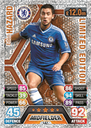 Match Attax 2014 Limited Edition Cards