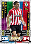 Match Attax 2015 Man Of The Match Cards