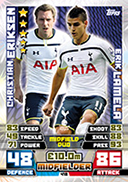 Match Attax 2015 Duo Cards