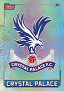 Match Attax 2016 Crystal Palace Cards