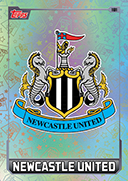Match Attax 2016 Newcastle United Cards