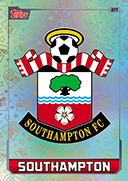 Match Attax 2016 Southampton Cards