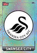 Match Attax 2016 Swansea City Cards