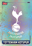 Match Attax 2016 Tottenham Hotspur Cards