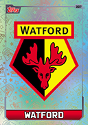 Match Attax 2016 Watford Cards