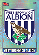 Match Attax 2016 West Bromwich Albion Cards