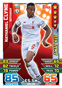 Match Attax 2016 Away Kit Cards