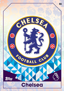 Match Attax 2017 Chelsea Cards