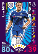 Match Attax 2017 Captain Cards