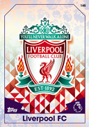 Match Attax 2017 Liverpool Cards