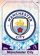 Match Attax 2017 Manchester City Cards